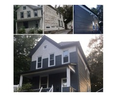 Exterior Painting & Siding replacement