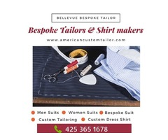 Custom dress shirts in south seattle wa