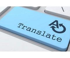Russian Translation Services (native speaker)