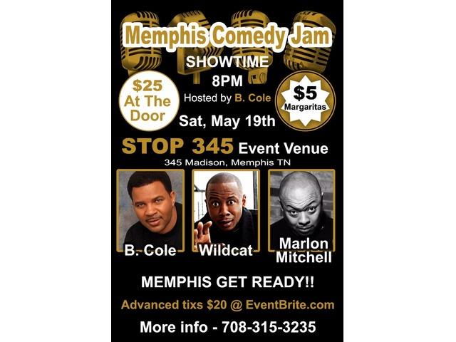 Memphis Comedy Jam  | free-classifieds-usa.com