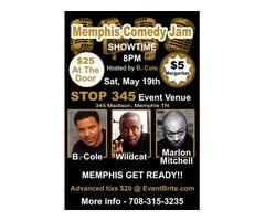 Memphis Comedy Jam