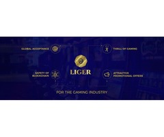 Liger - The Premium Cryptocurrency