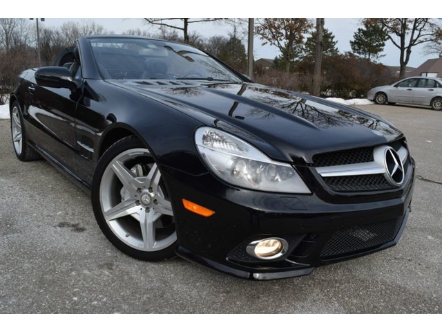 2017 Mercedes Benz Sl Cl Amg Package Edition Hardtop