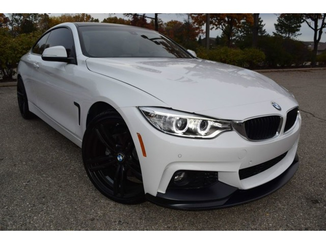2014 BMW Other AWD PREMIUM M SPORT EDITION 4 SERIES Coupe 2 Door
