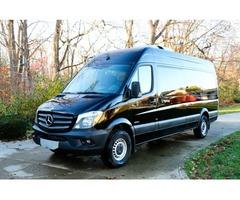 """2014 Mercedes-Benz Sprinter High Roof -170"""" Wheelbase -4 Door -2500 Passenger"""