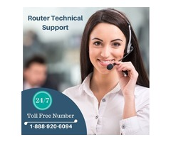 Router Technical Support Phone Number