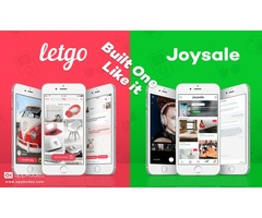 50% Offer : Joysale Buy & Sell Letgo Script with IOS Application