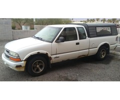 FOR SALE-1998 CHEVY S10