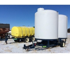 Shaefer 6000 Gallon Fertilizer Tank