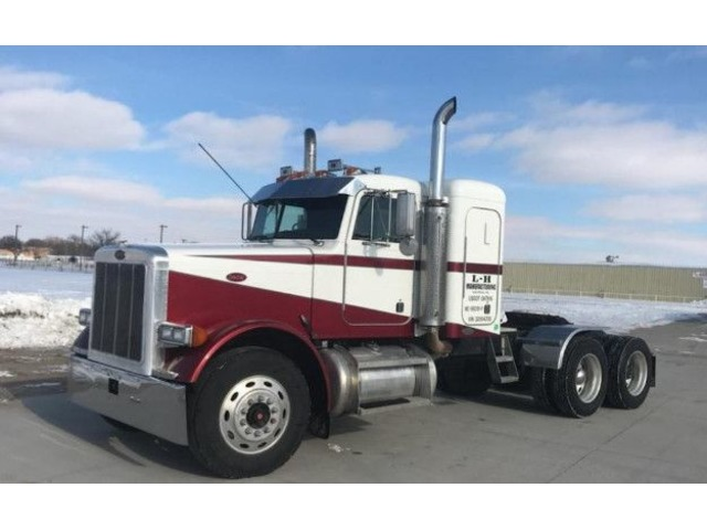 2003 Peterbilt 379 Semi Tractor For Sale Trucks Commercial