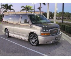 2014 GMC Savana Explorer Conversion