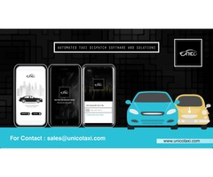 Cab Dispatch System - UnicoTaxi