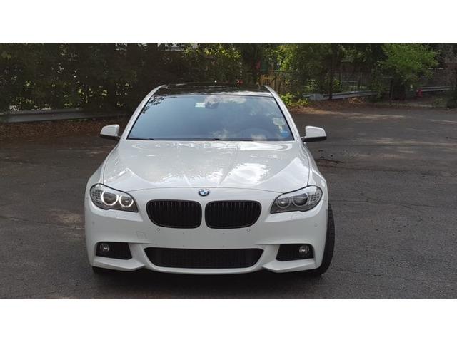 2013 BMW 5 Series M Sport