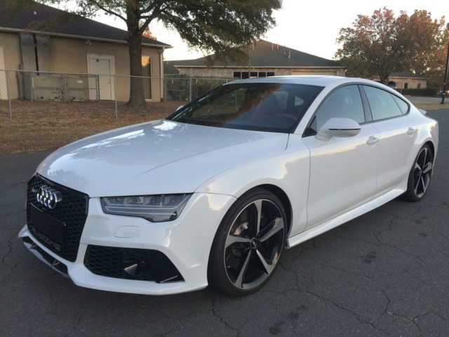 2016 audi rs7 quattro 560hp cars morganton north carolina announcement 95024. Black Bedroom Furniture Sets. Home Design Ideas