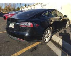 2013 Tesla Model S Base plus Supercharging, no tech package