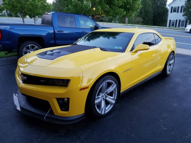 2012 Chevrolet Camaro ZL1 Coupe 2 Door