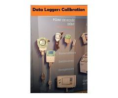 Data loggers calibration - Fensor SAS