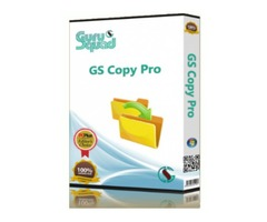 GSCopyPro - Robocopy Alternative tool.