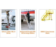 Airplane Ladder -Industrial Man Lifts