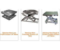 Looking for Material Handling Equipment Supplier -Industrial Man Lifts