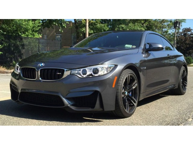 2016 BMW M4 Base Coupe 2 Door
