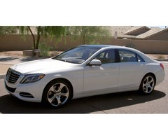 2016 Mercedes-Benz S-Class S550e Plug in Hybrid 64mpg