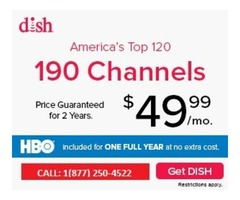Dish Network New Customer Best Value Offer