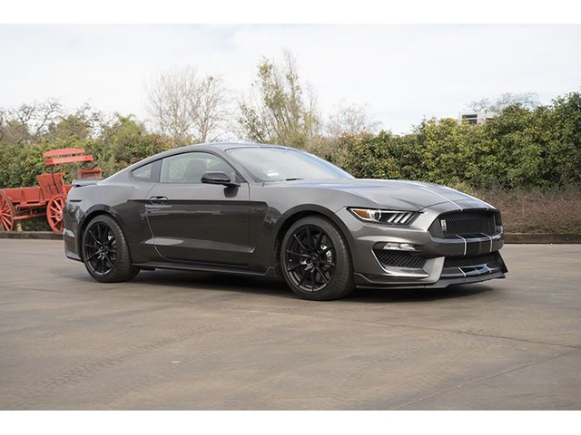 2017 Ford Mustang Shelby Gt350 Coupe 2 Door