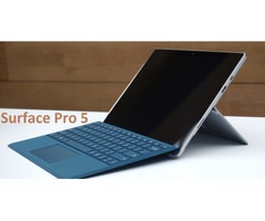 Surface Pro 5 – Reviews & Everything you Need to Know
