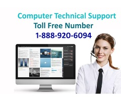 Computer Tech Support Number