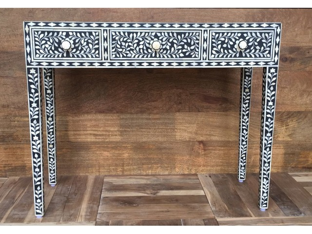 Buy Indian Bone Inlay Furniture In USA At Lakecity Handicrafts