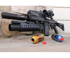 Read Paintball Gun Reviews and Get detailed guidance Before Buying Paintball Gun