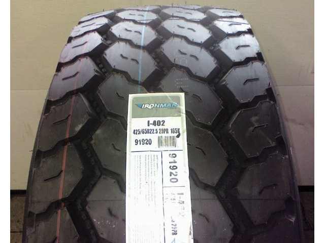425/65/22.5 Ironman I-402 20 ply steer/all position | free-classifieds-usa.com