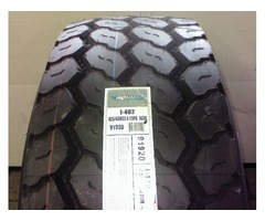 425/65/22.5 Ironman I-402 20 ply steer/all position