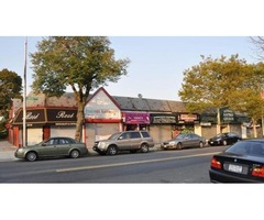 SOU Six Store Commercial Space In Cambria Heights For Sale