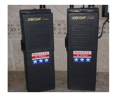 JOBCOM-JBC100 2 WAY RADIOS-SET OF 2