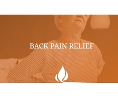Relieve The Back Pain And Get Back To Your Routine