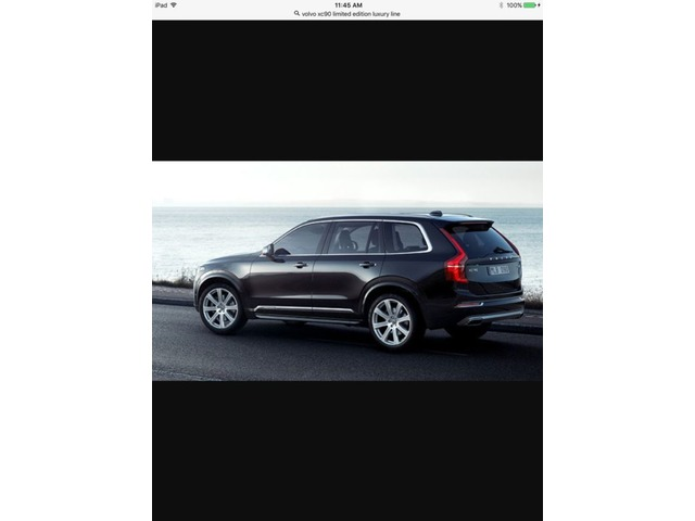2016 Volvo XC90 T6 First Edition Sport Utility 4-Door | free-classifieds-usa.com