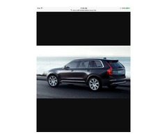 2016 Volvo XC90 T6 First Edition Sport Utility 4-Door