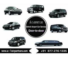 Detroit Airport Car Services: www.a-1airportcars.com