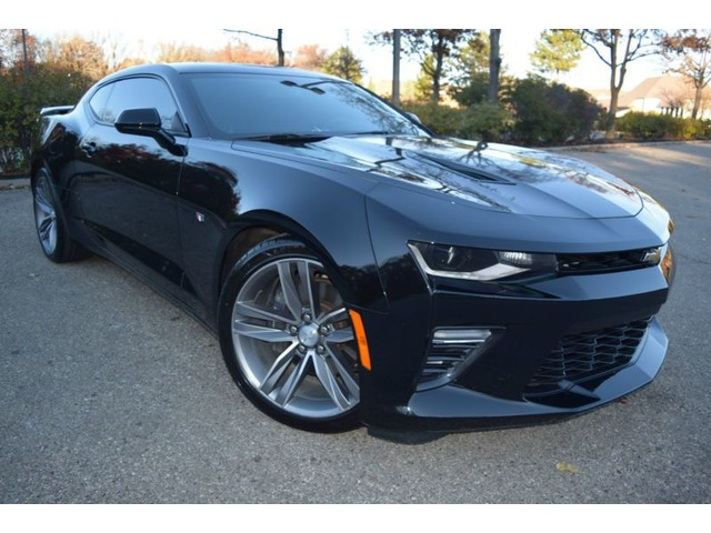 2016 Chevrolet Camaro Ss Edition Manual 6 Sd Coupe 2 Door