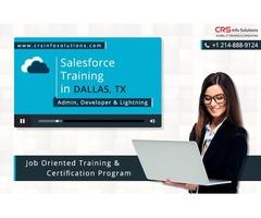 Online training Salesforce in Dallas