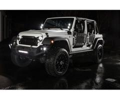 2017 Jeep Wrangler Unlimited Sport Sport Utility 4-Door