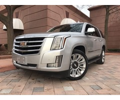 2016 Cadillac Escalade Luxury Sport Utility 4-Door