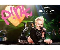 Pink Concert Tickets June Tickets 2018 - Last Minute Deals - Cheap Seats