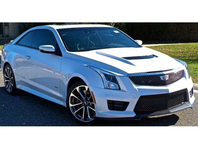 2016 Cadillac Ats V Coupe 2 Door