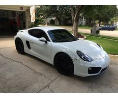 2016 Porsche Cayman Base Coupe 2-Door