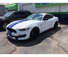 2016 Ford Mustang GT350 TECH
