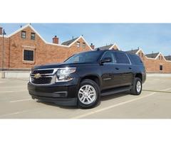 2015 Chevrolet Suburban LT Sport Utility 4-Door