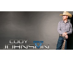 Cody Johnson Tickets, Tour Dates 2018 & Concerts - TixBag